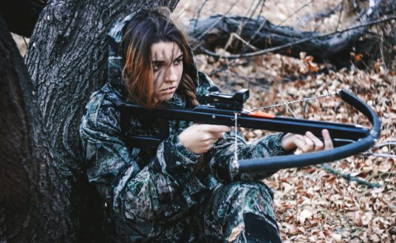 female hunters, youth hunters, Ohio hunters